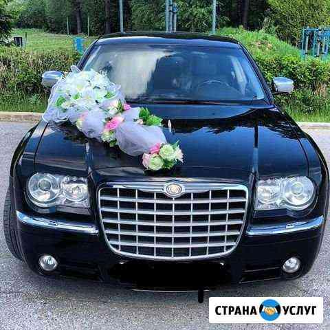Аренда авто с водителем на свадьбы Томск
