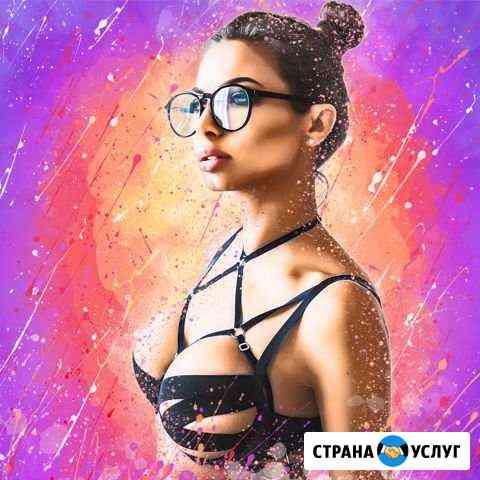 Картины / портреты на хлопковом холсте Ханты-Мансийск