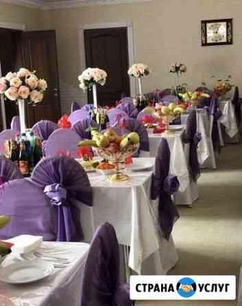Прокат столов, стульев, посуды и т. д Грозный