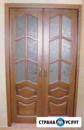 Входные и межкомнатные двери Тамбов