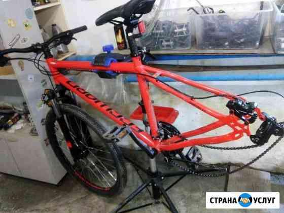 Ремонт велосипедов Курган