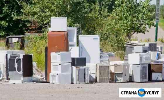 Вывоз металлолома, утилизация гаражей Астрахань
