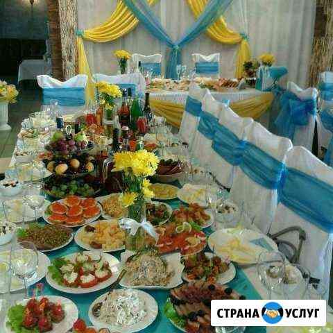 Кейтеринг, услуги повара и официанта с выездом Новосибирск