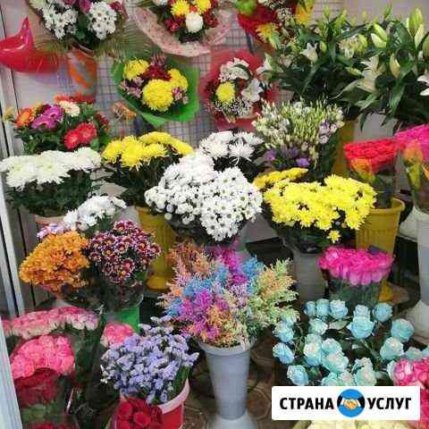 Доставка цветов Красноярск