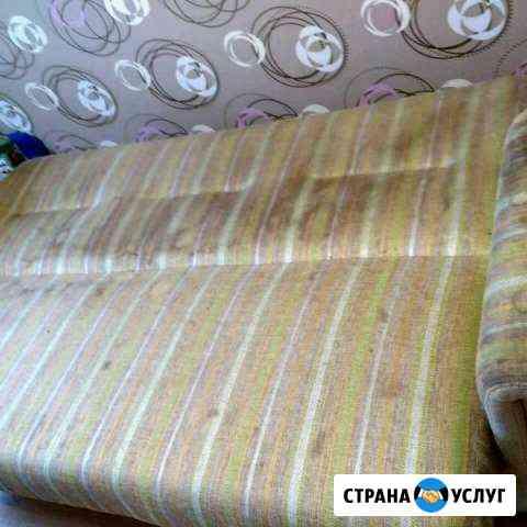 Химчистка мягкой мебели Архангельск