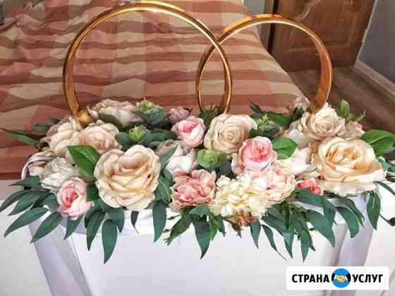 Аренда свадебных колец на машину Улан-Удэ