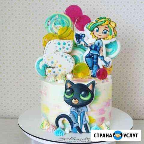 Торт на заказ Брянск
