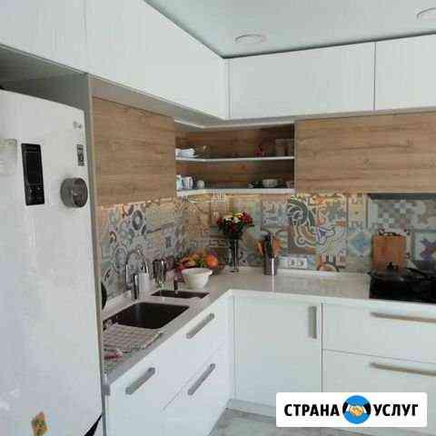 Кухни, шкафы - купе на заказ Томск