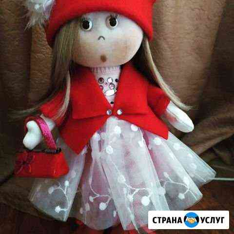 Кукла Тильда текстильная Ярославль