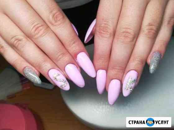 Наращивание ногтей Великий Новгород