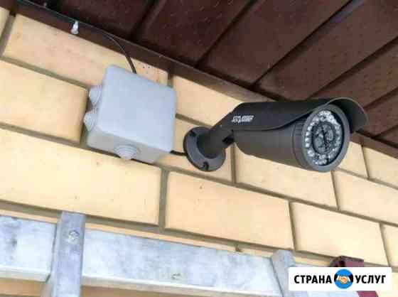 Охранно-пожарная сигнализация, видеонаблюдение Балаково