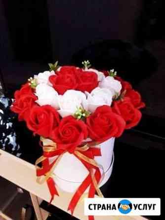 Мыльные розы Астрахань