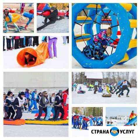 Организация корпоратива на свежем воздухе Мурманск