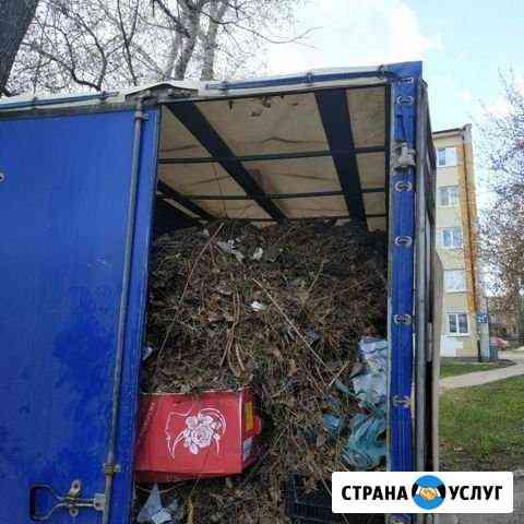 Вывоз любого мусора без посредников Тамбов