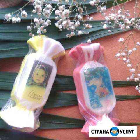 Сувениры из мыла Новосибирск