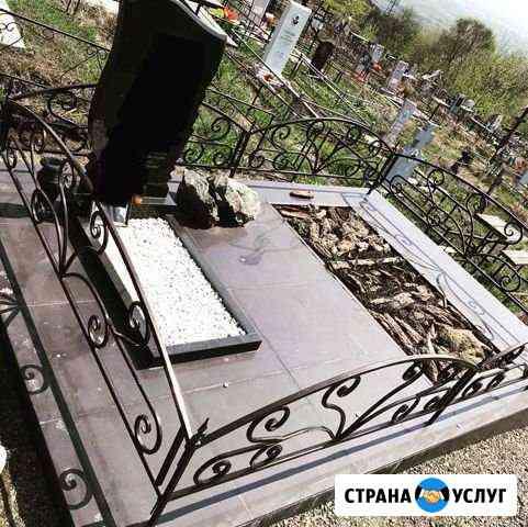 Блогоустройство магил Новокузнецк