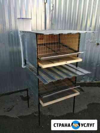 Клетки для птиц Калуга