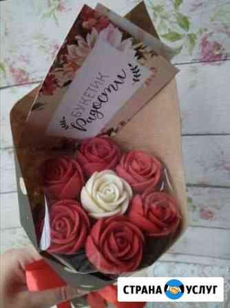 Шоколадные розы Петрозаводск