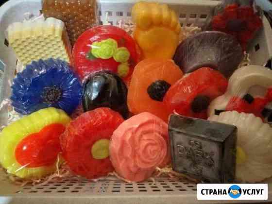 Мыло ручной работы Севастополь