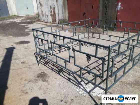Ограда на могилу,лавочки столы Ульяновск