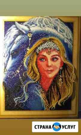 Алмазная мозайка на заказ Иркутск
