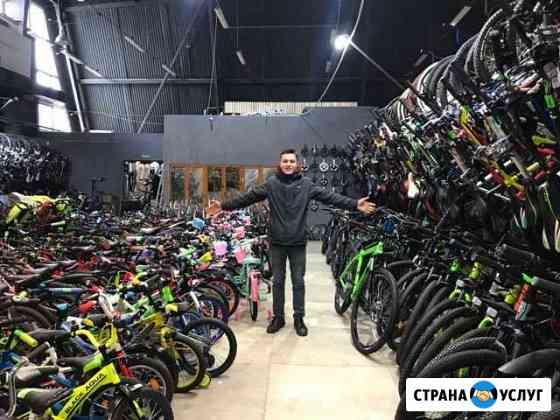 Качественный ремонт велосипедов Щёлкино