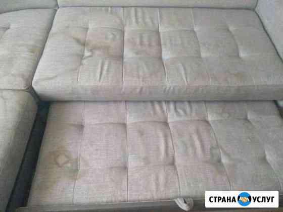 Химчистка мягкой мебели и ковров Моршанск