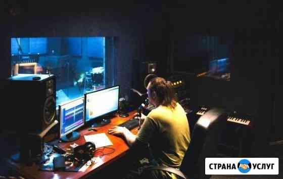 Студия звукозаписи, музыкальная школа Voice-Studio Новосибирск