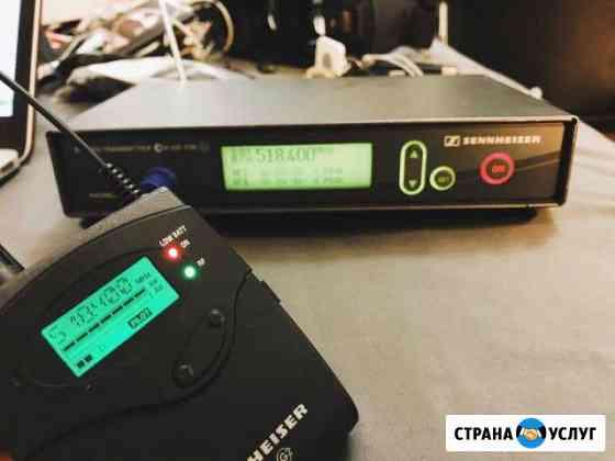 Звуковое, световое и видеооборудование в аренду Тула