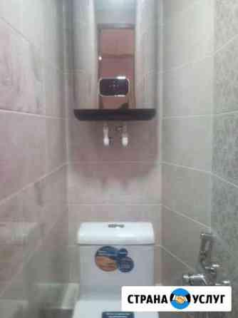 Установка водонагревателей и душевых кабин Нижнекамск