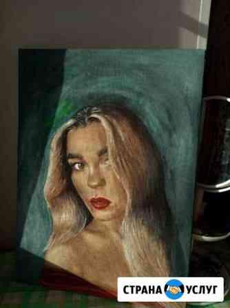 Рисование портретов Кемерово