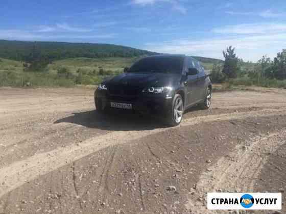 Аренда Авто с водителем Тюмень