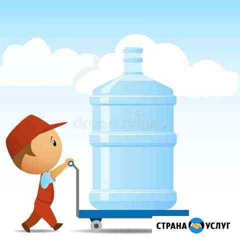 Доставка воды Суворовская