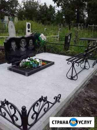 Благоустройство захоронений, все виды работ Красноярск