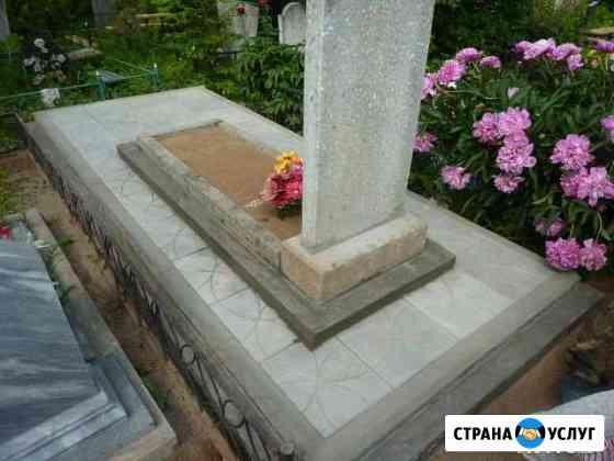 Благоустройствои уход за местами захоронения Смоленск