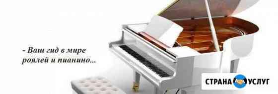 Настройка пианино и рояля, ремонт, помощь в выборе Новосибирск