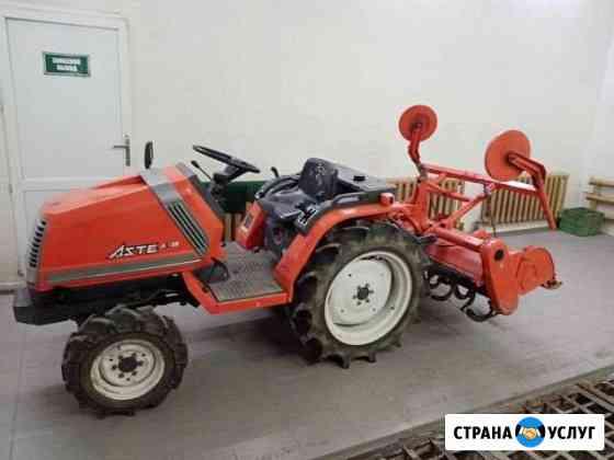 Услуги мини-трактора С фрезой Ишим