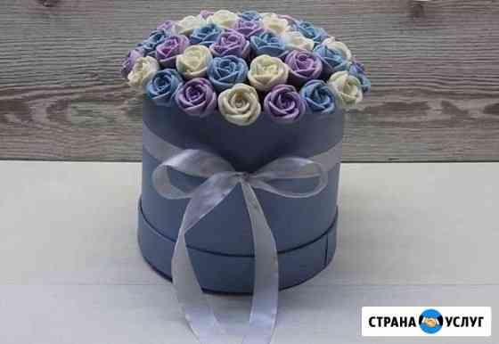 Шоколадные розы Саратов