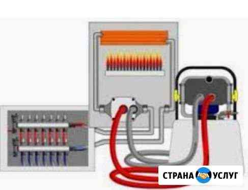 Промывка систем отопления, котлов, теплообменников Смоленск