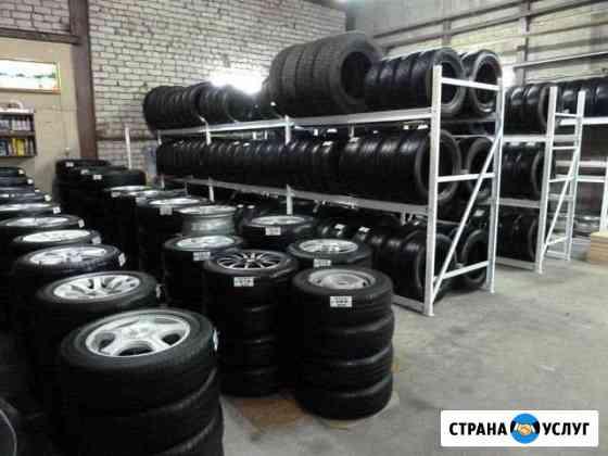 Сезоное Хранение шин колёс Ижевск
