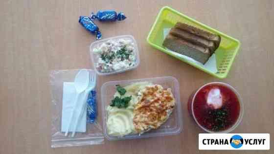 Доставка обедов и ужинов. Организация питания Мурманск