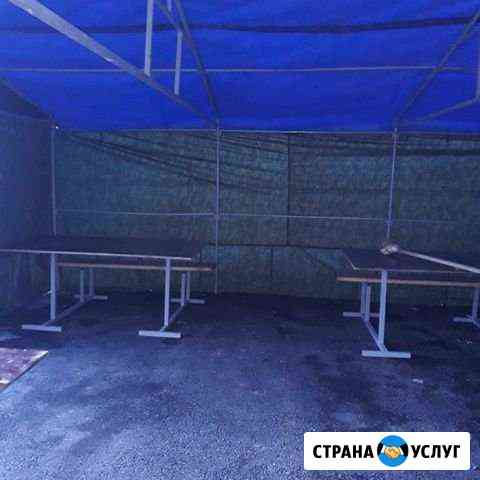 Прокат палаток Карачаевск
