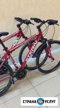Прокат велосипедов Бердск