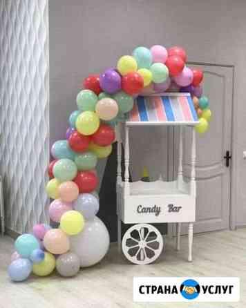 Воздушные шары гирлянда из шаров Ижевск