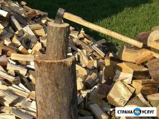 Колка дров, покос травы, разнорабочие Шарья
