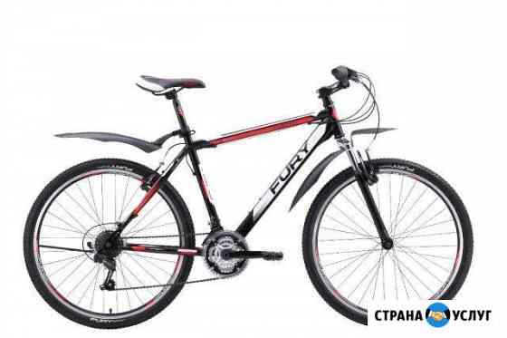Аренда велосипеда Мирный