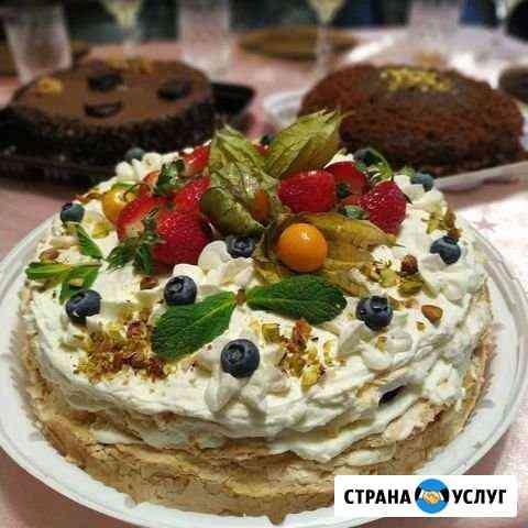 Торты на заказ Волгоград