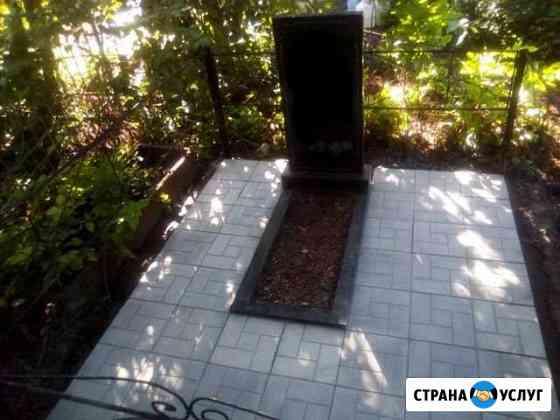 Реставрация и установка памятников Оренбург