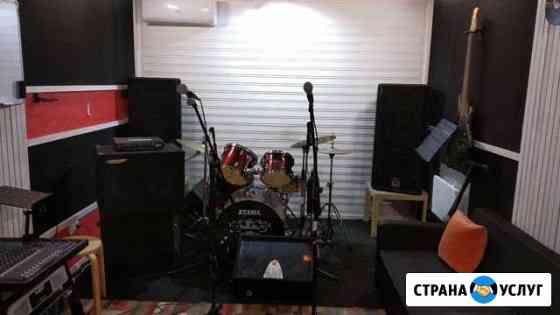 Репетиционная база Bandspaces Ярославль