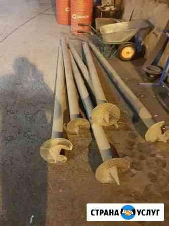 Пескаструйная обработка металла, изготовление винт Сыктывкар